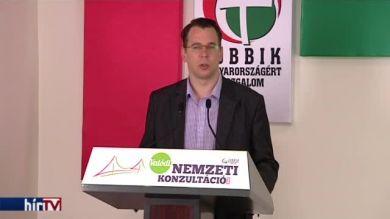 A Jobbik azt követeli, hogy a Fidesz tisztázza viszonyát a kémkedéssel vádolt vállalkozókkal