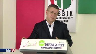 Jobbik: Orbán Viktor magángéppel megy az BL döntőre
