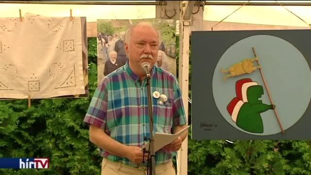 Pukli István is részt vett a humorista rendezvényén