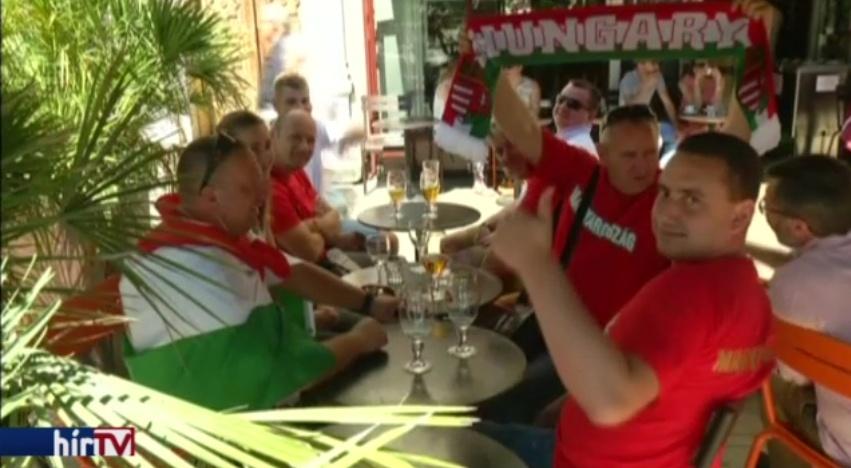 Legalább 30 ezer magyar szurkol a helyszínen