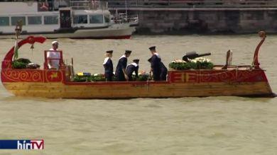 A Duna ünnepe a nándorfehérvári győzelem 560. évfordulóján