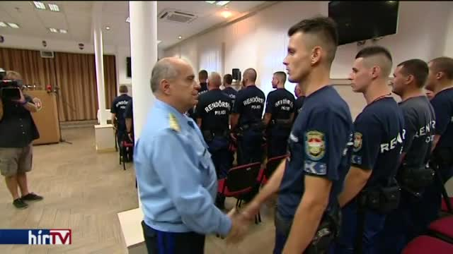A hatodik magyar egység megy a macedón–görög határhoz