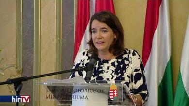 Novák Katalin: Nőtt a nők elleni erőszak a migrációs hullám miatt