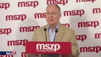 MSZP: a Fidesz meghekkelte a földügyi népszavazást