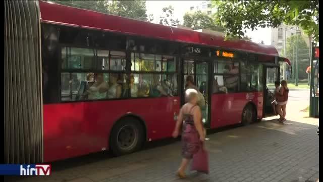 Háborognak a buszközlekedés átalakítása miatt Szegeden
