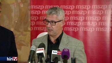 Az MSZP az ügyészséghez fordult a kopasz-botrány ügyében