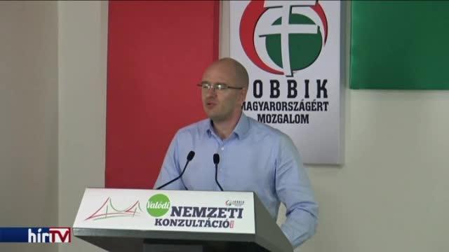 Átfogó adócsökkentést tart szükségesnek a Jobbik