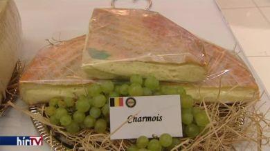 Magyar sajtok versenye