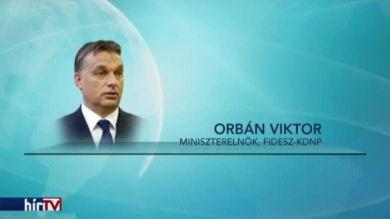 Magánemberként fogadta a pápa Orbán Viktort