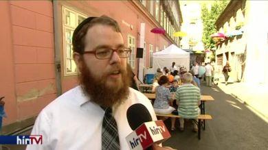 Köves Slomó: Reneszánszát éli a zsidóság