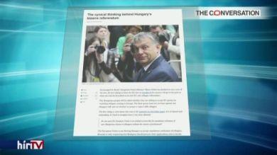 Putyin támogatja Orbán ötletét