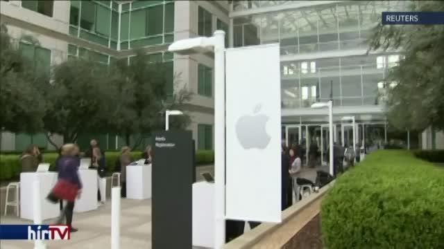 Horribilis bírságot szabtak ki az Apple-re Brüsszelben