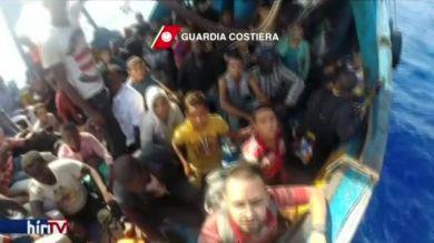 Megint több a migráns Törökország irányából