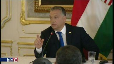 Orbán: Vészforgatókönyv kell