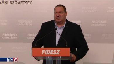 Fidesz: Brüsszel Gyurcsányt támogatja