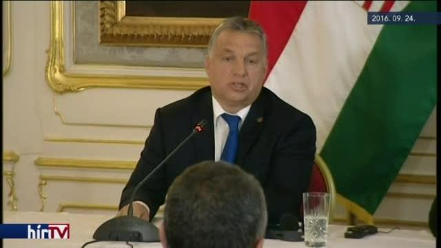 Alkotmánymódosításra utalt Orbán Viktor, ha győznek a nemek