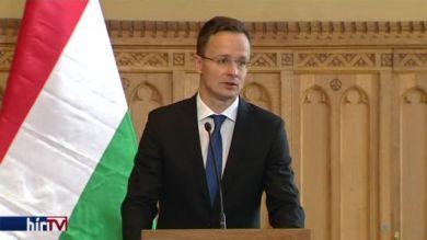 Szijjártó Péter szerint a magyar nemzetgazdaság érdeke a minél akadálymentesebb kereskedelem