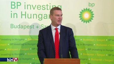 500 új munkahelyet hoz Szegedre a British Petrol