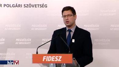 Fidesz: A magyar ellenzék nem egyenes