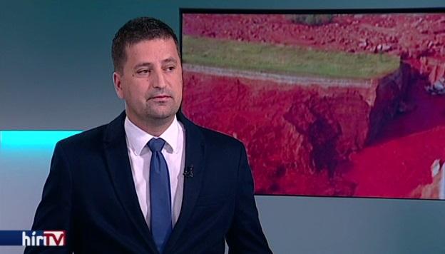 Reggeli járat – Elszámoltatást követel a Jobbik a vörösiszap-katasztrófa miatt