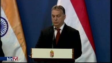 Orbán: Már nem az a feladat, hogy munkát adjunk