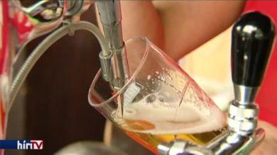 Az adó mértéke nehezíti a magyar sörgyártók helyzetét