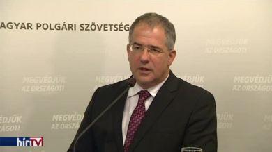 Kósa Lajos, a Fidesz frakcióvezetője Juhász Péter vádjairól