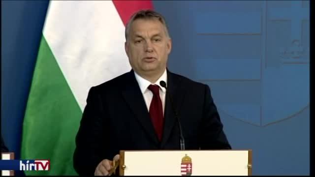 Orbán: Támogatjuk Ukrajna vízummentességét