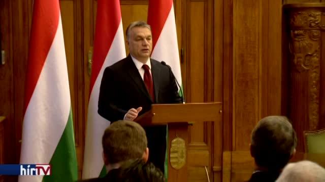 Orbán Viktor: Nem a jó szerencsének köszönhető a bérmegállapodás