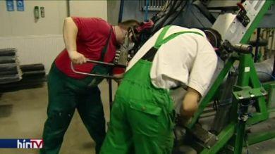 Csökkent a munkanélküliség