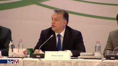 Orbán Viktor az új világrendről