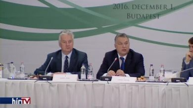 Orbán Viktor: Győztes csapat tagjai vagyunk