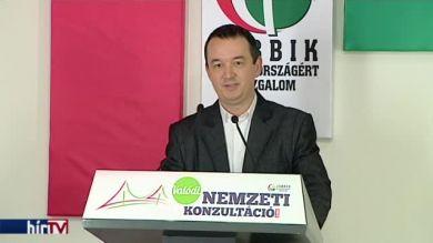 Vérlázítónak tartja rogán antal bizottsági meghallgatásán elhangzottakat a Jobbik