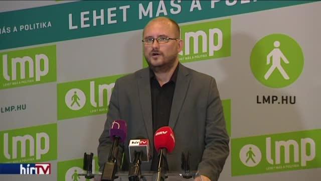 LMP: a kormányzati kommunikációval ellentétben van korrupció az országban