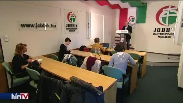 Jobbik: Piszkos trükköket alkalmaznak a piszkos pénz megtartásáért