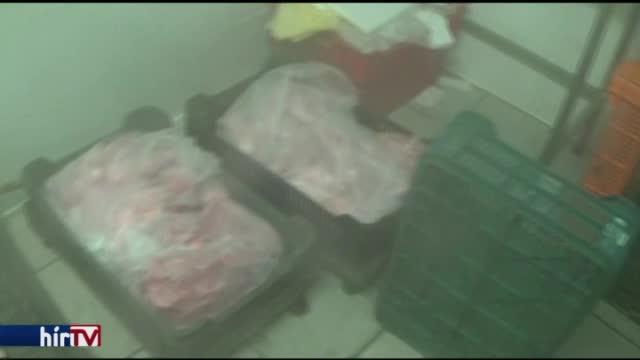 Illegális húsüzemet számolt fel a NAV