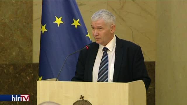 Polt Péter: A közbiztonság szilárd Magyarországon