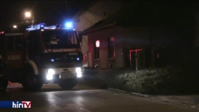 Halálos robbanás történt egy családi házban