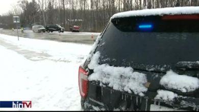 Hóvihar az Egyesült Államok középnyugati államaiban