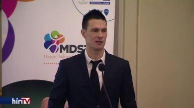 Balogh Gábor: Folyamatosan fejlődik a diáksport-rendszer