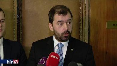 Civil szervezetekről kezdeményezett ötpárti egyeztetést a Jobbik