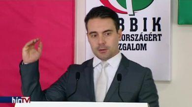 Antikorrupciós törvénycsomagot terjeszt a Ház elé a Jobbik