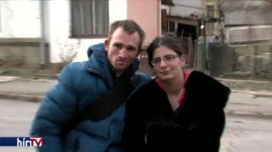 Második gyerekéért küzd a hajléktalan pár