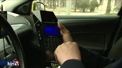 Online kasszát használ a legtöbb taxis
