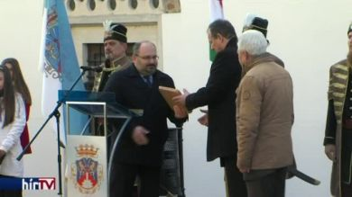 A szigetvári vár visszafoglalását ünnepelték
