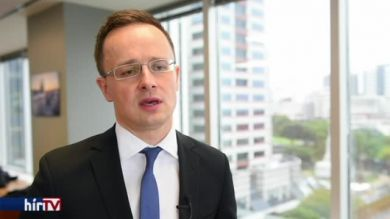 Szijjártó Péter a gazdasági lehetőségekről – Új-Zéland