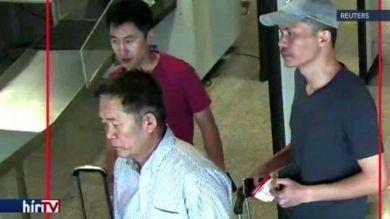 Kim Dzsong Nam-gyilkosság: négy észak-koreai férfit keresnek