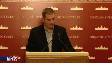 MSZP: A kormány áruba bocsátja a magyar emberek biztonságát