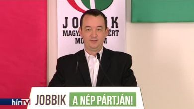 Jobbik: a Fidesznek bő egy éve maradt a közvagyon szétlopására