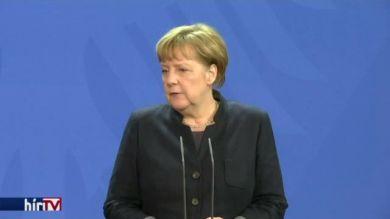 Merkel: Nem történt nemi erőszak